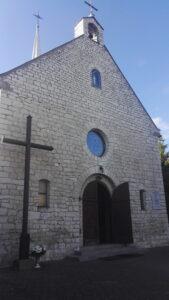 Kościół w Będkowicach